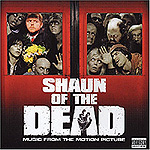 Shaun of the Dead music import cover